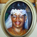 Wedding portrait (SOLD)